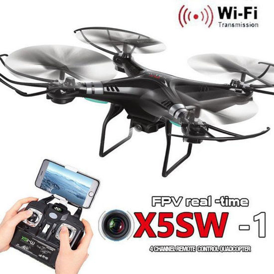Drone X5SW-1 2.4ghz one key return rc drone quadcopter
