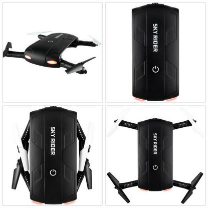 Folding Compact Drone with Camera DRW477B