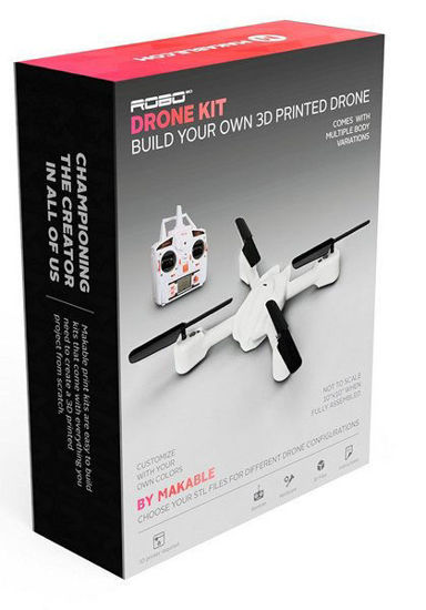 Robo3D Quadcopter 3D Drone Kit