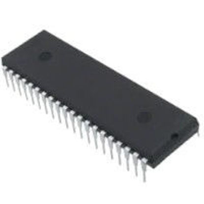 dsPIC30F4013 : dsPIC™ 30F Microcontroller IC 16-Bit 30 MIPs 48KB (16K x 24) FLASH 40-PDIP